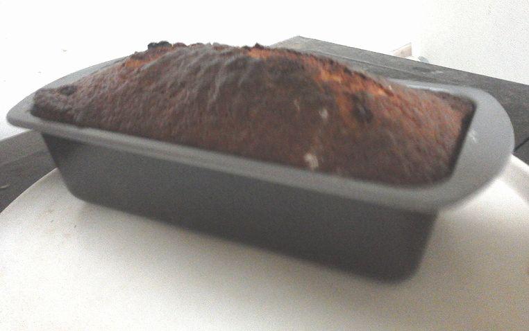 ヨーグルト入りパウンドケーキ